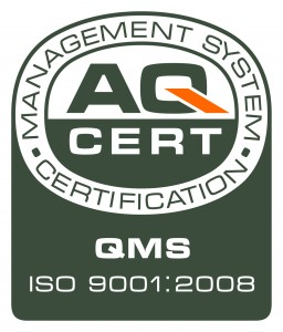 Certificate ISO 9001: 2008